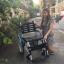 รถเข็นอาบน้ำเเละนั่งถ่าย Wheelchair Comfort รุ่น SL-155 thumbnail 21