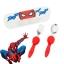 ชุดช้อนและส้อมพร้อมกล่องบรรจุสำหรับเด็ก Disney Eats Flatware Set for Kids (Spider-Man) thumbnail 1