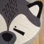 เบาะรองนอนสำหรับทารกและเด็กเล็ก Baby's Animal Playmat (Raccoon) thumbnail 2