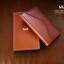 RFID Passport Holder Wallet (Brown) กระเป๋าพาสปอร์ตพร้อมกล่องพรีเมี่ยม (สีน้ำตาล) thumbnail 11