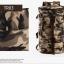 TR03 กระเป๋าทรงกระบอกใหญ่ แคนวาส ลายทหาร thumbnail 14