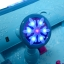 รถลากเลื่อนแบตเตอรี่ Disney Frozen 12-Volt Ride-On Sleigh thumbnail 4