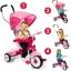 จักรยานสามล้อเอนกประสงค์ Radio Flyer 4-in-1 Stroll 'n Trike (Pink) thumbnail 2