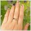 แหวนพลอย 3 สี เขียวส่อง บุษราคัม ไพลิน สวยเก๋หลากสีสัน(สอบถามราคา) thumbnail 4