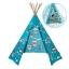 บ้านจำลองทรงเต๊นท์อินเดียนแดงสำหรับเด็ก LOOKA Tent (Around The World) thumbnail 1