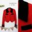 43501 size34 เสื้อสูทสีแดง thumbnail 1