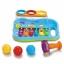 เครื่องดนตรีไซโลโฟนเสริมพัฒนาการ Huile Toys Enlighten Rainbow Xylophone thumbnail 2