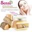 เซนต์ ครีมขัดหน้า ทานาคาผสมว่านนางคำ / Sense Tanaka&Curcuma Aromatica Scrub Cream thumbnail 1