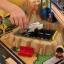 โต๊ะกิจกรรมเอนกประสงค์พร้อมชุดโมเดล KidKraft Metropolis Train Set and Table thumbnail 4