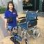 รถเข็นผู้ป่วย รถเข็นผู้สูงอายุ วีลเเชร์ MIKI รุ่น MVCWSW-47JD thumbnail 7