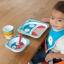 จานและชามบรรจุอาหารสุดน่ารัก Skip Hop รุ่น Zoo Melamine Set (Owl) thumbnail 3