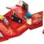 กล่องรถพร้อมกิจกรรมซ่อมบำรุงรถยนต์ Disney Pixar Cars Wheel Action Drivers Mack Playset thumbnail 6