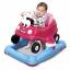 รถหัดเดินเอนกประสงค์สุดน่ารัก Little Tikes Cozy Coupe 3-in-1 Mobile Entertainer Activity Walker - Princess Coupe thumbnail 1