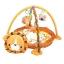 เพลย์ยิมพร้อมบ่อบอลสุดน่ารัก Konig Kids 3-in-1 Lion Activity Gym & Ball Pit thumbnail 2