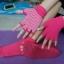 ถุงมือ ถุงเท้าโยคะ กันลื่น YKSM50-1P