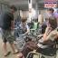 รถเข็นผู้ป่วย รถเข็นผู้สูงอายุ วีลเเชร์ MIKI รุ่น MVCWSW-47JD thumbnail 13
