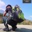 ⭐ NL17 กระเป๋าเดินทาง ดำ ขนาดจุสัมภาระ 50 ลิตร thumbnail 18