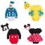 ชุดคอสตูมบอดี้สูทเบบี๋สุดน่ารัก Disney Baby Costume Body Suit (Buzz Lightyear) thumbnail 3