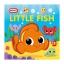 หนังสือสำหรับเวลาอาบน้ำแสนน่ารัก Little Tikes Little Fish Bathtime Fun thumbnail 1