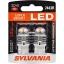 W21/5W Sylvania ZEVO Super Bright LED RED ส่งฟรี EMS thumbnail 1