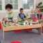 โต๊ะกิจกรรมเอนกประสงค์พร้อมชุดโมเดล KidKraft Waterfall Mountain Train Set & Table thumbnail 5