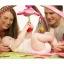เพลย์ยิมพร้อมของเล่นเสริมพัฒนาการ Tiny Love Gymini Kick & Play (Pink) thumbnail 5