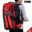 NL11 กระเป๋าเดินทาง สีแดง ขนาดจุสัมภาระ 50 ลิตร thumbnail 8