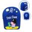 กระเป๋าสะพายเป้สำหรับเด็ก Peppa Pig Pirate George & Mr. Dinosaur Backpack for Kids thumbnail 1