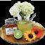 น้ำหวานดอกมะพร้าว Coconut flower syrup 200 ml. thumbnail 2