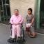 รถเข็นผู้ป่วย รถเข็นผู้สูงอายุ วีลเเชร์ MIKI รุ่น MOCC-43JL thumbnail 13