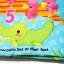 หนังสือผ้าเสริมพัฒนาการจาก Fisher-Price รุ่น Precious Planet Baby Animals Counting Book thumbnail 6