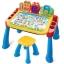 โต๊ะกิจกรรมเสริมพัฒนาการเอนกประสงค์ VTech 3-in-1 Touch and Learn Activity Desk Deluxe thumbnail 2