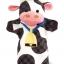 ชุดตุ๊กตาหุ่นมือ Melissa & Doug Hand Puppets (Farm Friends) thumbnail 2