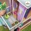 บ้านตุ๊กตาทรงโมเดิร์น KidKraft Super Model Wooden Dollhouse thumbnail 3