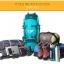 ⭐ DF01 กระเป๋าเดินทาง Topsky สีส้ม ขนาดจุสัมภาระ 70+10 ลิตร (เสริมโครง+ปรับระดับ S M L) thumbnail 35