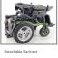 รถเข็นไฟฟ้า ปรับเอน นอน Comfort รุ่น LY-EB207 thumbnail 7