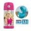 กระติกน้ำสเตนเลสรักษาอุณหภูมิ Thermos FUNtainer Vacuum Insulated Stainless Steel Bottle 12OZ (Barbie) thumbnail 1