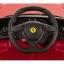 รถแบตเตอรี่พร้อมรีโมทบังคับวิทยุ Ferrari F12 Berlinetta Remote-Controlled 12V Battery-Powered Ride-On (Red) thumbnail 4