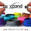 [Promotion] เชือกรองเท้าไม่ต้องผูก Xpand - Vibrant colors