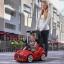รถขาไถพร้อมหลังคามือจับ Step2 Turbo Coupe Foot-to-Floor (Red) thumbnail 4
