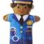 ชุดตุ๊กตาหุ่นมือ Melissa & Doug Hand Puppets (Jolly Helpers) thumbnail 4