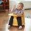 เก้าอี้รับประทานอาหารขนาดใหญ่พิเศษ Anbebe Jumbo Baby Seat & Tray (Green) thumbnail 6