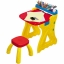 โต๊ะวาดเขียนเอนกประสงค์สำหรับเด็ก Crayola Play 'N Fold 2-in-1 Art Studio (Red & Yellow) thumbnail 8