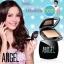 แป้งผสมครีมรองพื้นมิสทิน/มิสทีน แองเจิ้ล ออร่า บีบี เพาเดอร์ เอสพีเอฟ 25 พีเอ++ / Mistine Angel aura BB powder SPF25PA++ thumbnail 1