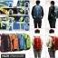 NL08 กระเป๋าเดินทาง สีส้ม ขนาดจุสัมภาระ 40 ลิตร thumbnail 6