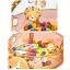 เพลย์ยิมพร้อมบ่อบอลสุดน่ารัก Konig Kids 3-in-1 Lion Activity Gym & Ball Pit thumbnail 5