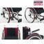 รถเข็นผู้ป่วย รถเข็นคนพิการ วีลเเชร์ MIKI รุ่น NOVA ZERO thumbnail 6