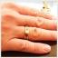 แหวนพลอยนพเก้า ทองแท้ เพชรแท้ (สอบถามราคา) thumbnail 5