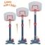 ชุดอุปกรณ์กีฬาบาสเก็ตบอลครบเซ็ท Step2 Shootin' Hoops Junior Basketball Set thumbnail 5