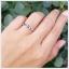 แหวนไพลินแท้ เงินแท้ ชุบทองคำขาว thumbnail 5